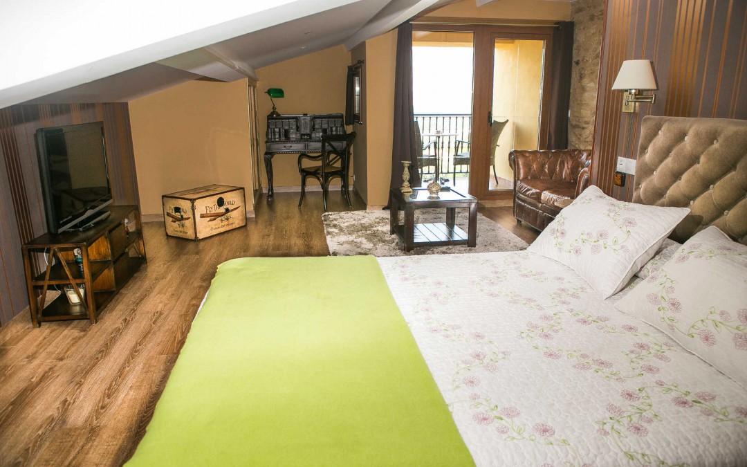 Room Miradoiro