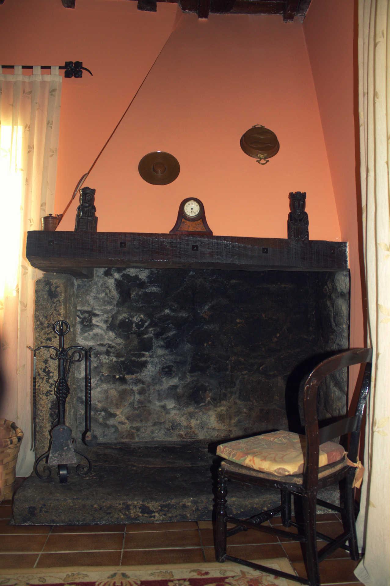 Sala Chimenea casa rural