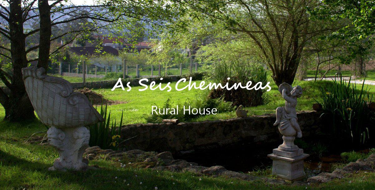Home casa rural as seis chemineas for Casa rural mansion terraplen seis